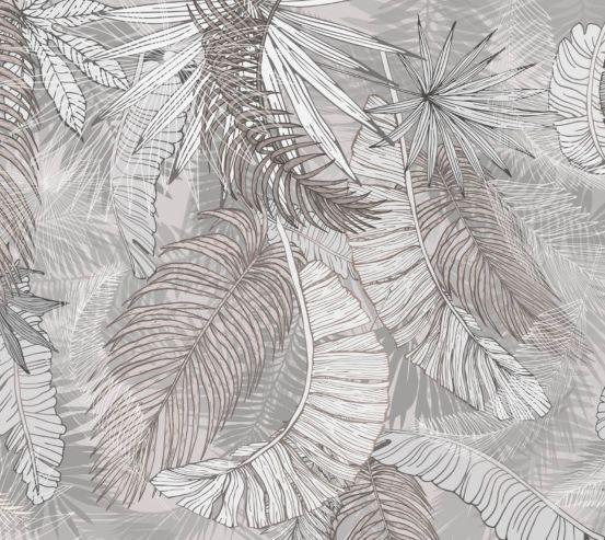 Фотообои Векторные листья 27458