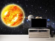 Фотообои Планеты солнечной системы - 2