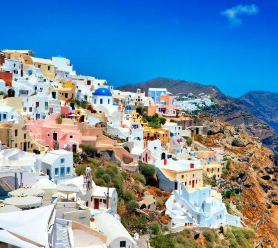 о. Санторіні, Греція 8026