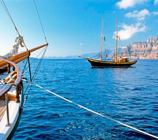 Фотообои Две яхты 9594