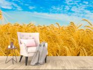 Фотообои Пшеница - 4