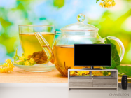Фотообои Чай, липа - 2