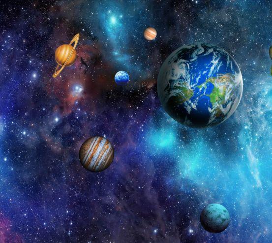 Фотообои Планеты солнечной системы 28570