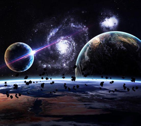 Фотообои метеориты 20935