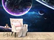 Фотообои сияние планет - 4