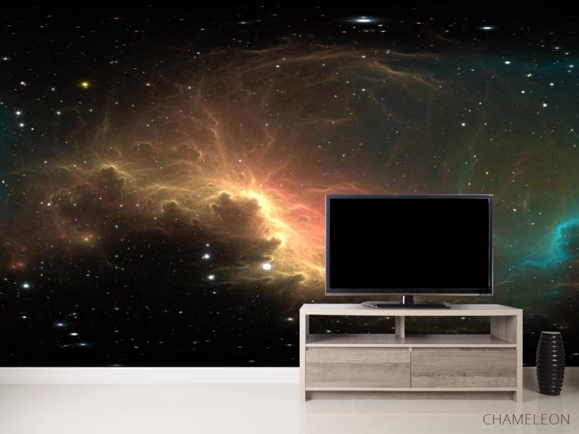 Фотообои Звёзды в небе - 2