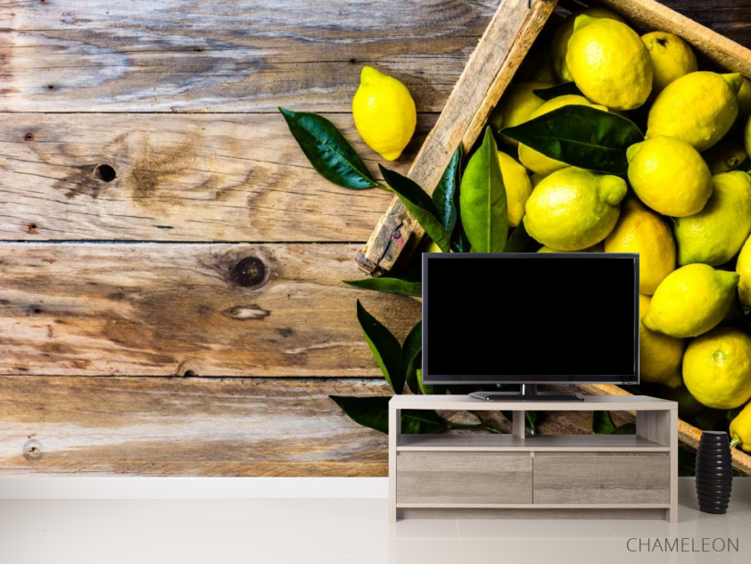 Фотообои лимоны - 2