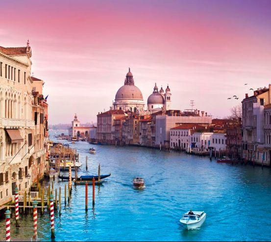Фотообои Венеция, город на воде 0248