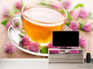 Фотообои Чай, клевер - 2