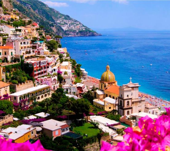 Фотообои Италия, побережье 11961