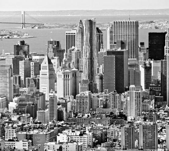 Фотообои Много высоток New York 10214