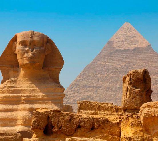 Фотообои Египетские пирамиды 6722