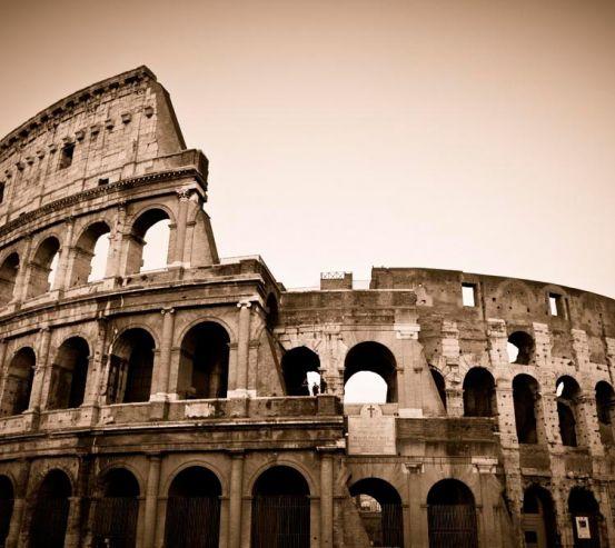 Фотообои Колизей в Риме, Италия 9433