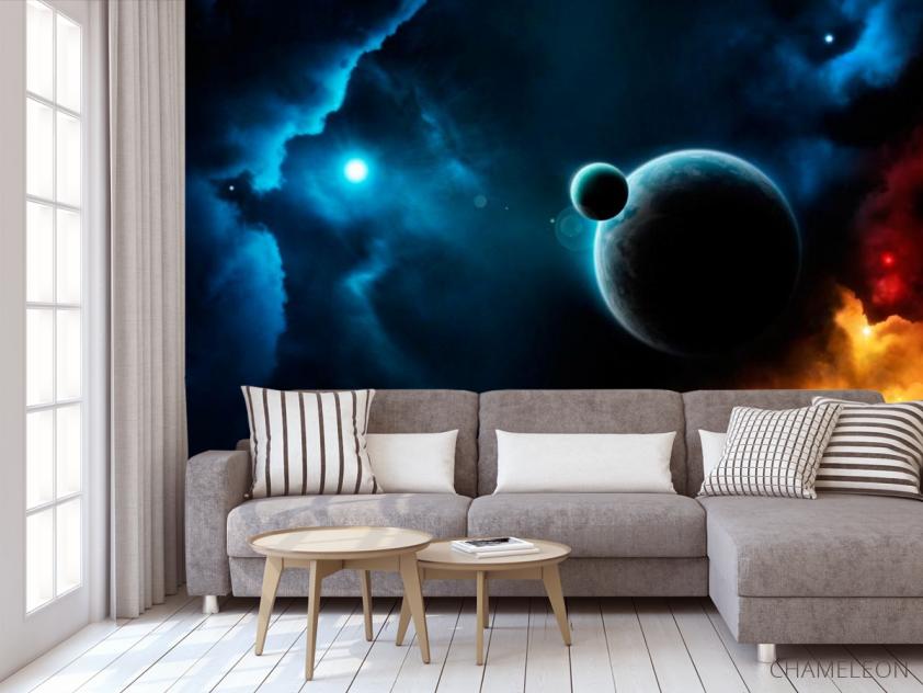 Фотообои Кеплер 36 - 3