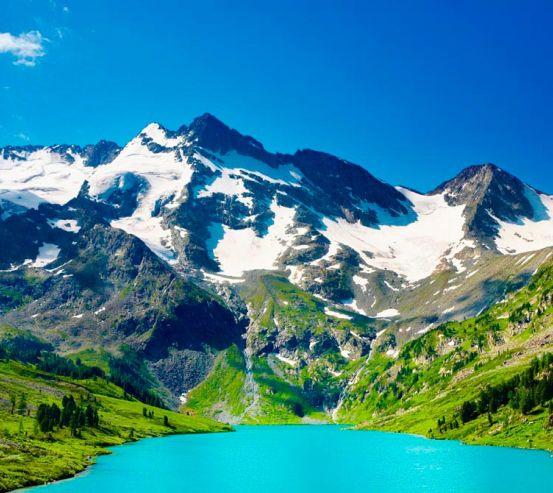 Фотообои Песня в горах 0404