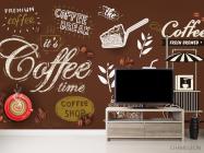 Фотообои Кофейная тематика - 2