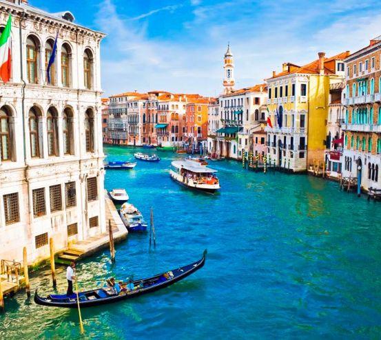 Фотообои Венеция, город на воде 0250