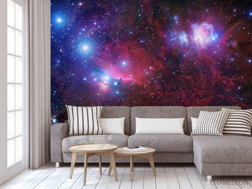 Фотообои Туманность Ориона - 3