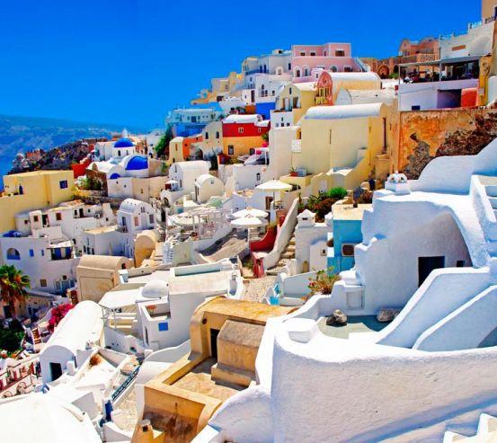 о. Санторіні, Греція 7787