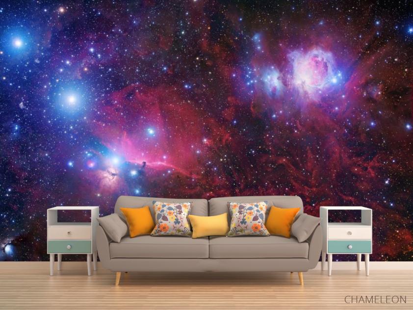 Фотообои Туманность Ориона - 1
