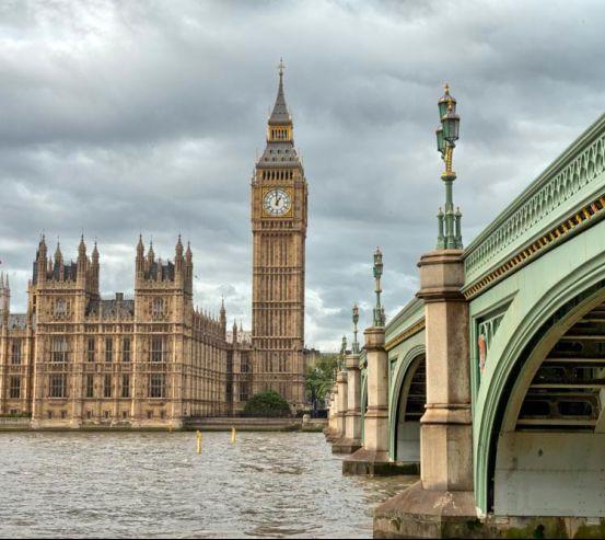 Фотообои Биг-Бен в Лондоне 10586