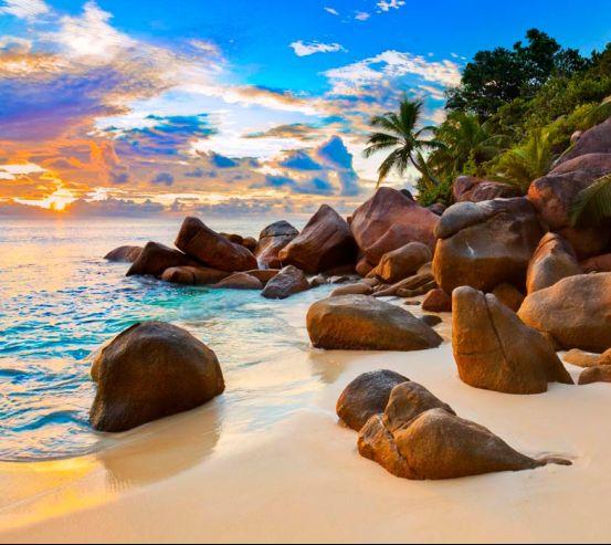 Фотообои Валуны на побережье 6326
