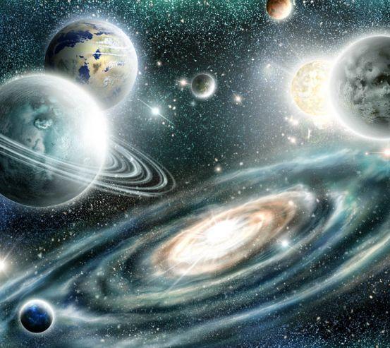 Фотообои Планеты 23397