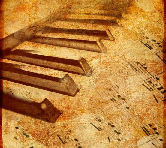 Клавіші та ноти 5172
