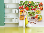 Фотообои еда и салаты - 3