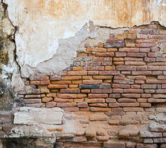 Фотошпалери Стара цегляна стіна 20237