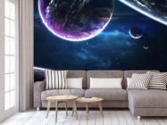 Фотообои сияние планет - 3