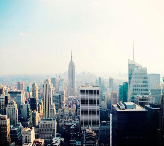 Фотообои New York высотки 6815