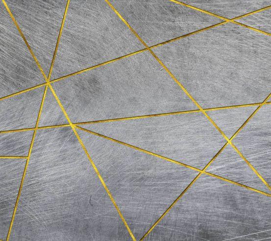 Фотообои Треугольники на бетоне 24931