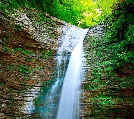 Фотообои Водопад, вода 8309