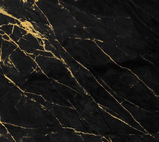 Фотообои Черный мрамор с золотом 24683