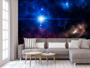Фотообои Звезда в космосе - 3