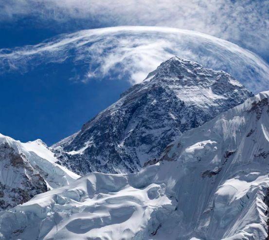 Фотообои Скалы, снег 8527