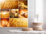 Фотообои Пшеница, хлеб - 2