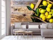Фотообои лимоны - 3