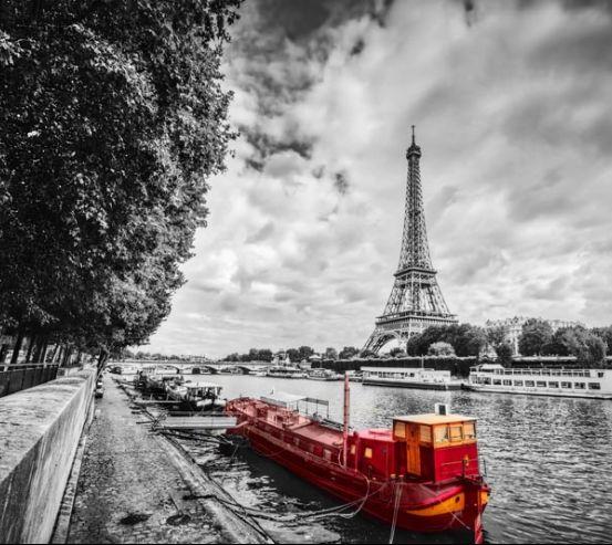 Фотообои Париж 16906