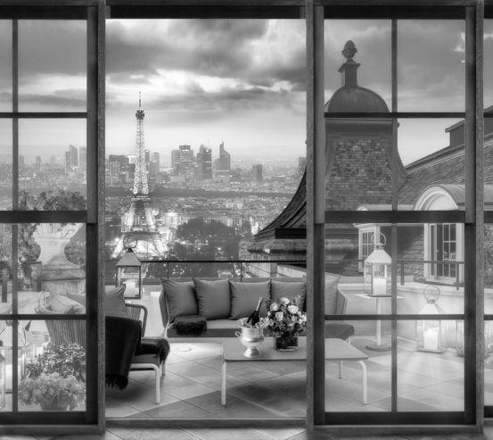 Фотообои Вид с окна 19627-h
