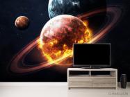 Фотообои Планеты в космосе - 2