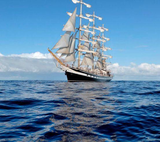 Фотообои Корабль 13841