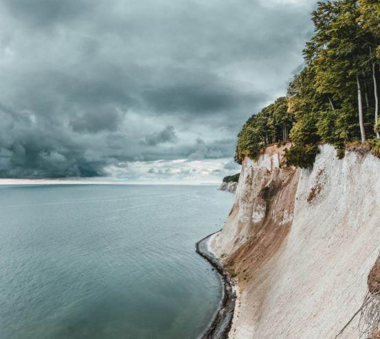 Фотообои Спуск к воде 24236