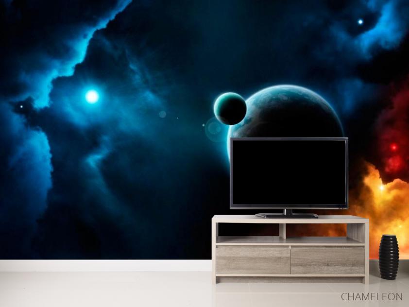 Фотообои Кеплер 36 - 2