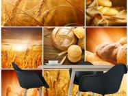 Фотообои Пшеница, хлеб - 1