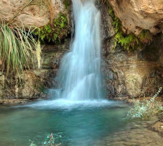 Фотообои Заколдованная вода 3074