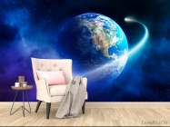 Фотообои Космос, Земля - 4