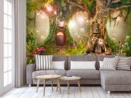 Фотообои Сказочный лес - 3