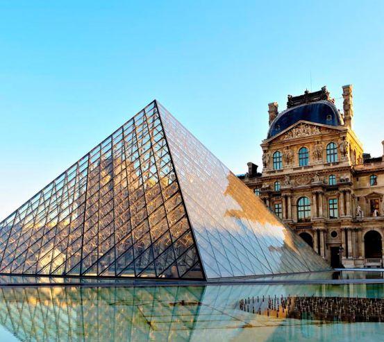 Фотообои Лувр ,Франция 6691